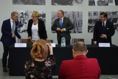 Podpisanie porozumienia ze Stowarzyszeniem dla Tradycji i Kultury Europejskiej APTCE