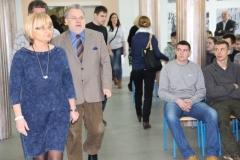 Spotkanie z prof. Zbigniewem Izdebskim