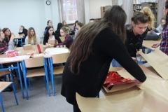 Warsztaty Bożonarodzeniowe - pakowanie prezentów