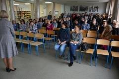 Wizyta Lubuskiej Kurator Oświaty